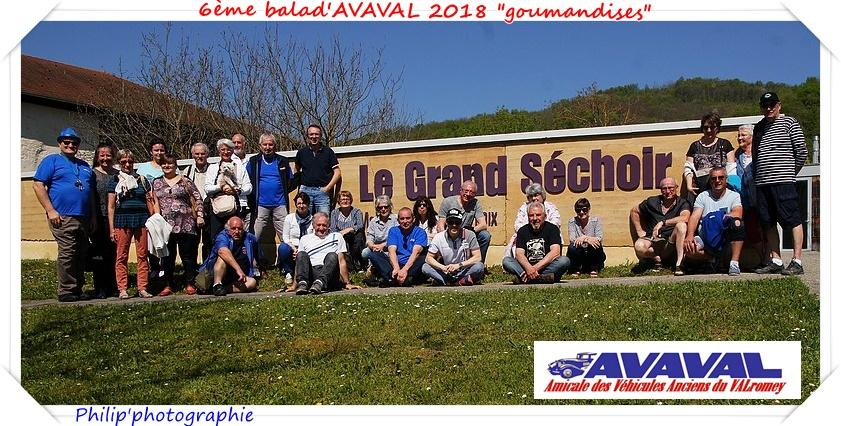 Photo de groupe grand sechoir